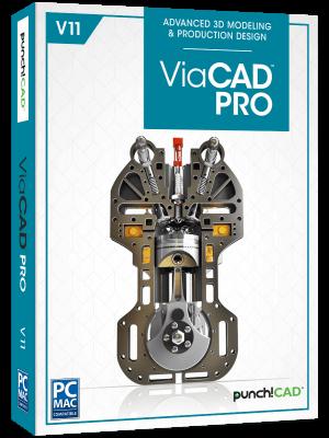 ViaCAD Pro v11 - Download - Windows