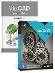 Punch! ViaCAD Pro v12 Upgrade From Any 2D/3D versions v9-v11 With Training Guide