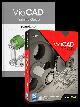 ViaCAD v12 2D3D & Training Guide Bundle
