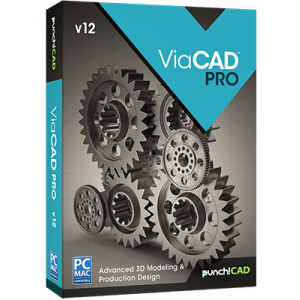 Punch! ViaCAD Pro v12 Subscription