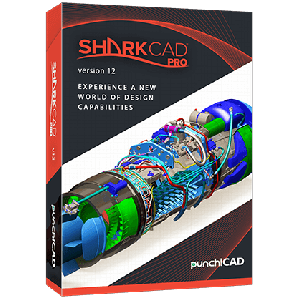 Punch! SharkCAD Pro v12 Subscription