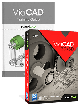 Punch! ViaCAD 2D/3D v12 Upgrade From Any 2D/3D v9-v11 With Training Guide