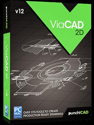 ViaCAD 2D