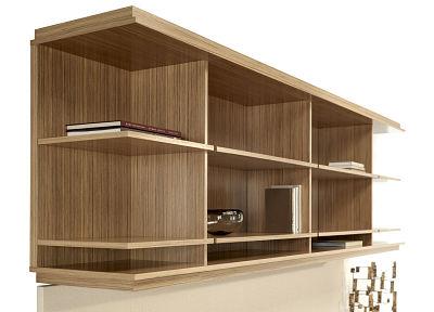 graham Design book case